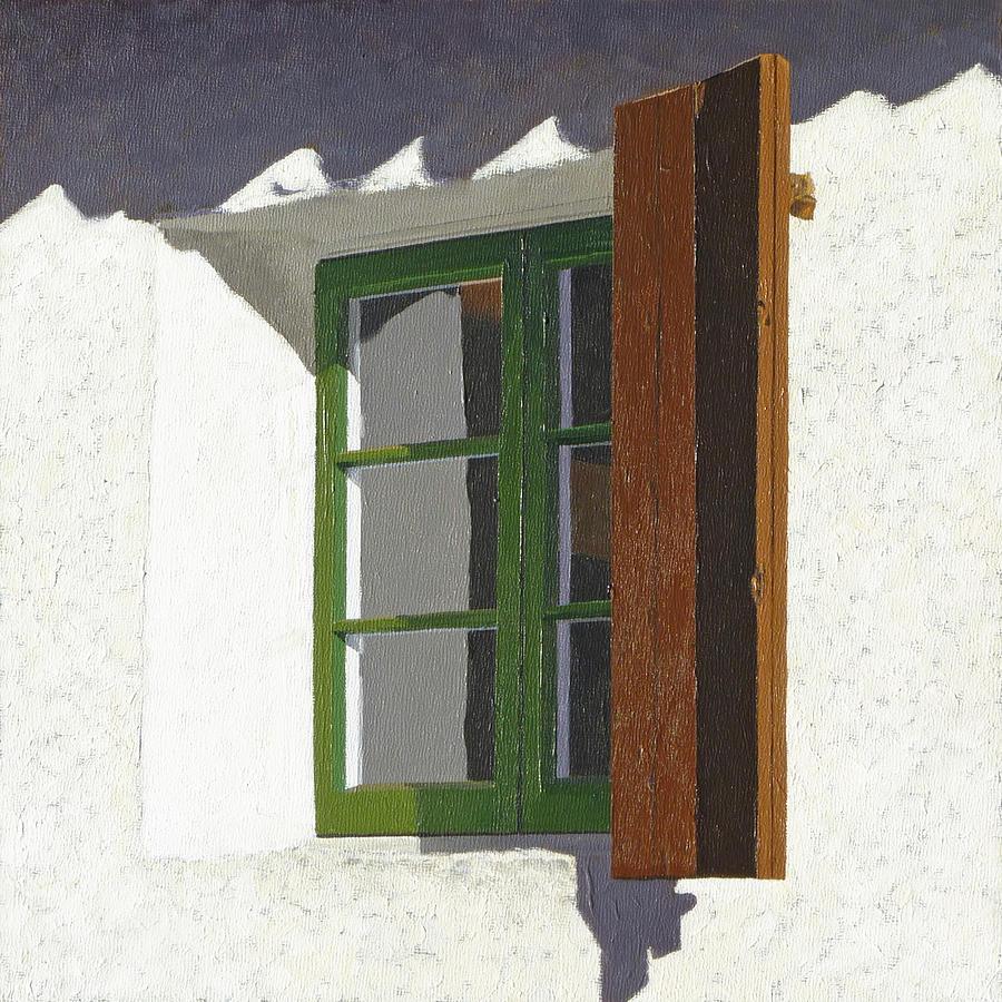 Casa Romantica Two Painting
