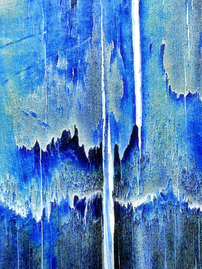 Abstract Photograph - Cascade by Tom Druin