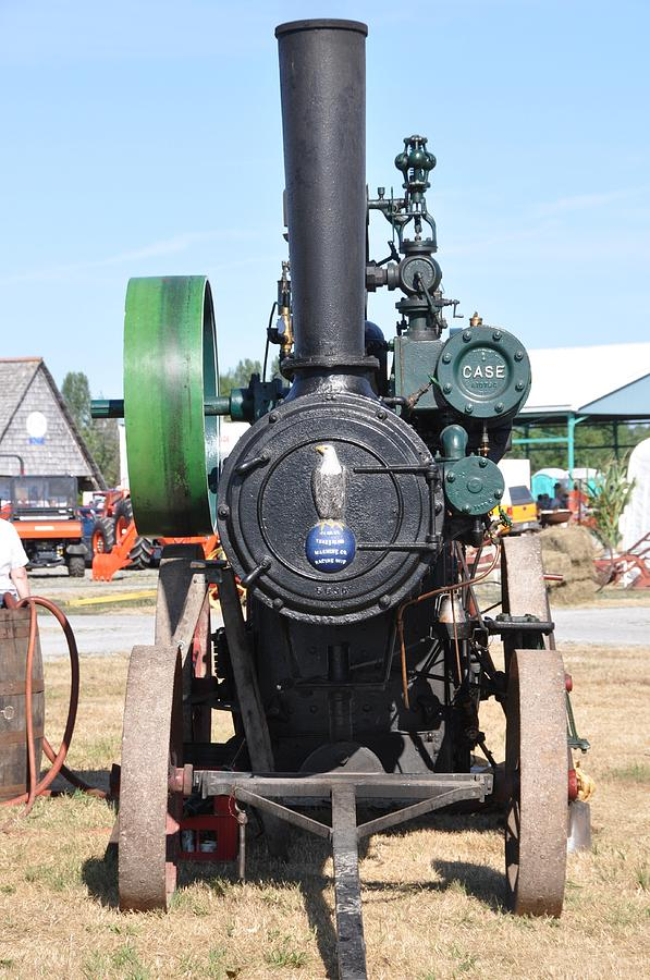 Steam Photograph - Case 45 by Valerie Kirkwood