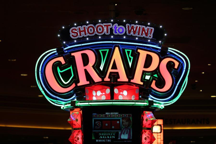 Games Photograph - Casino Time by Cynthia Guinn