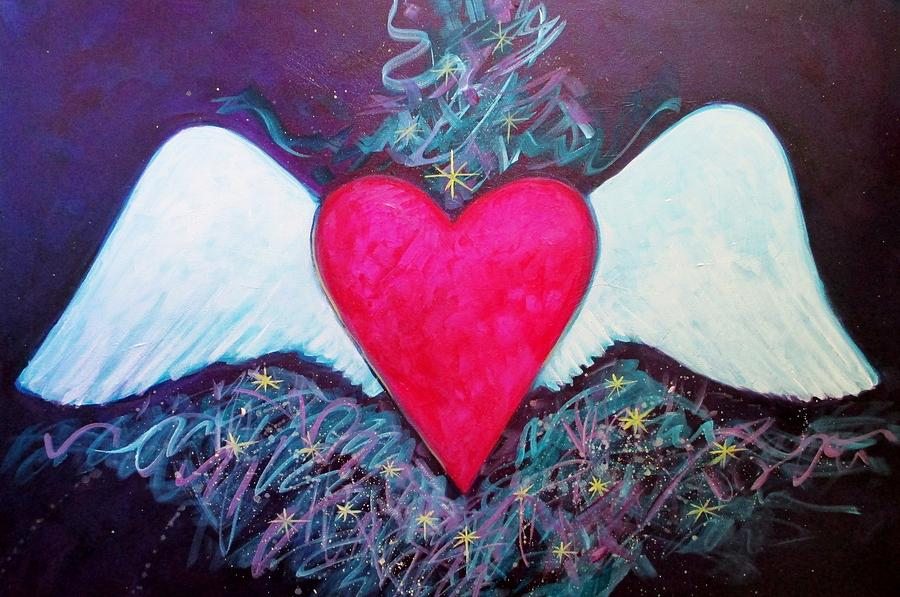 Cassies Wings Painting