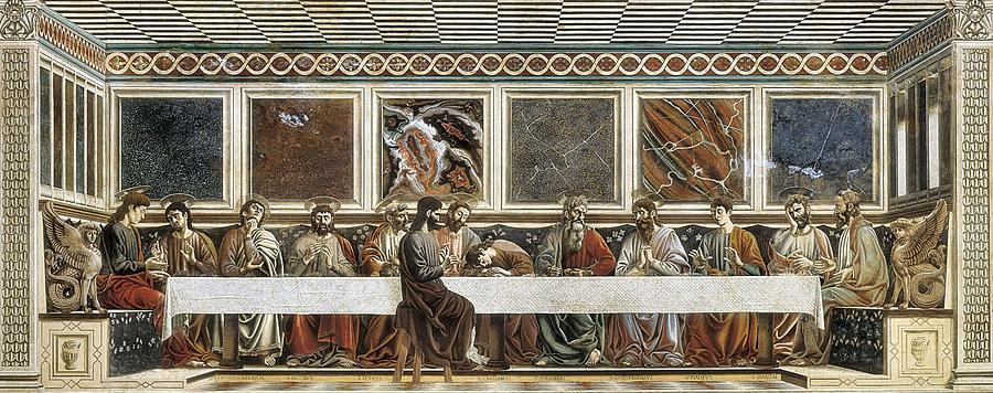 Horizontal Photograph - Castagno, Andrea Del 1423-1457. Last by Everett