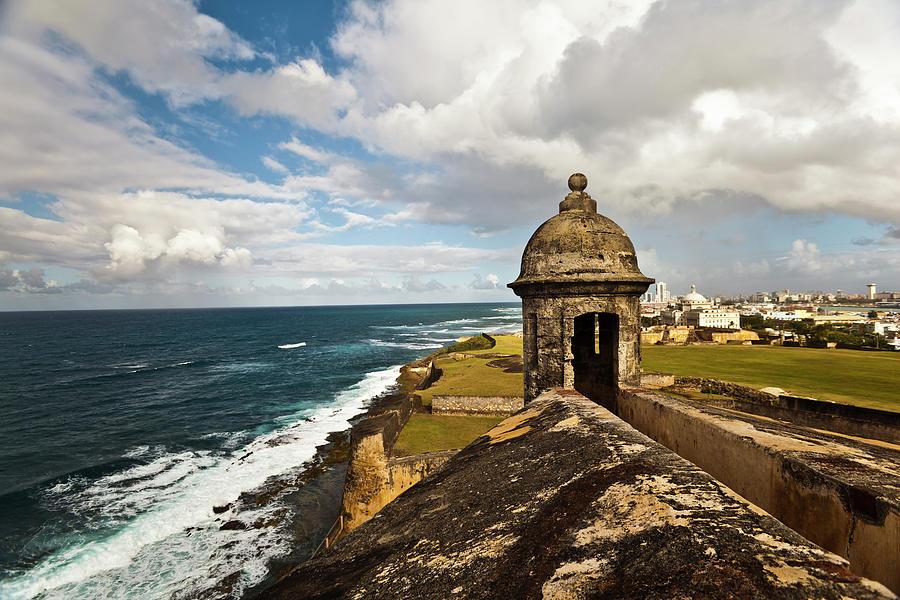 Castillo El Morro Photograph by Guvendemir