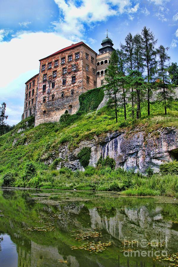 Castle In Pieskowa Skala Photograph