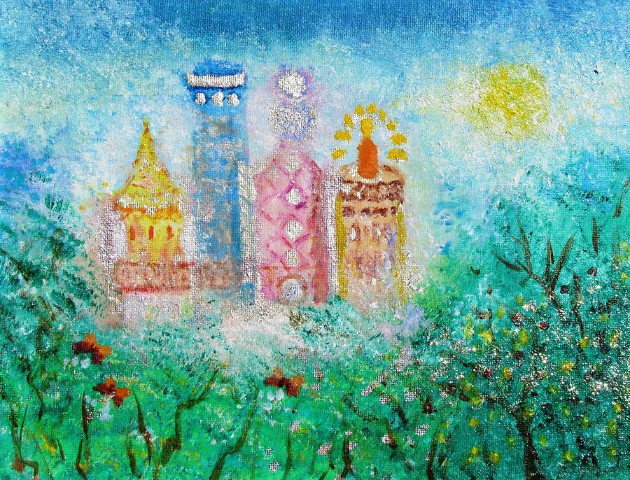 Castles in the Air by Edie Schmoll