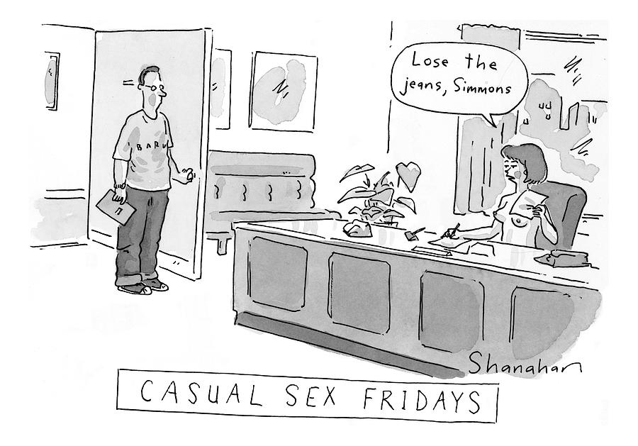 Casual sex fridays