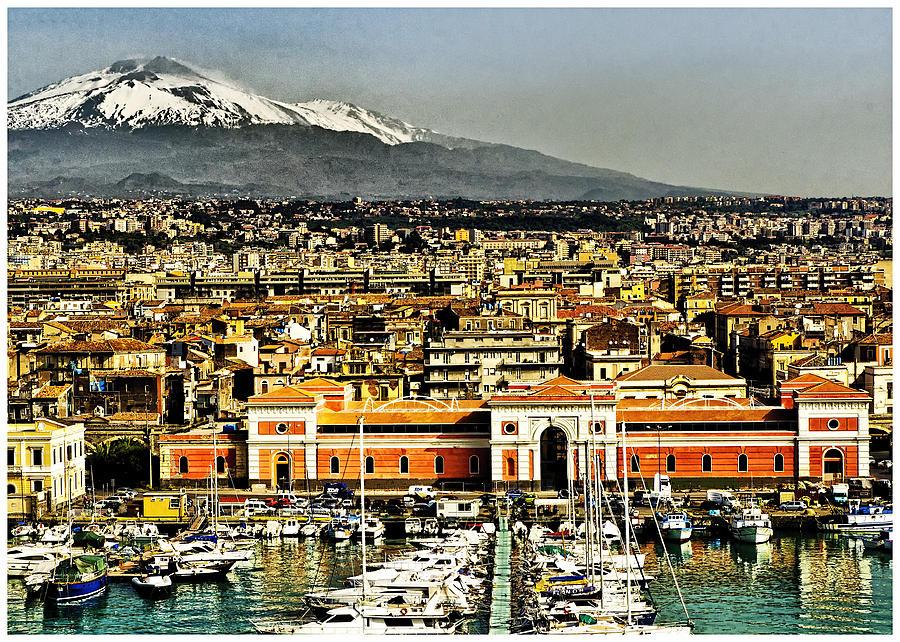 Catania Sicily Photograph By Jon Berghoff