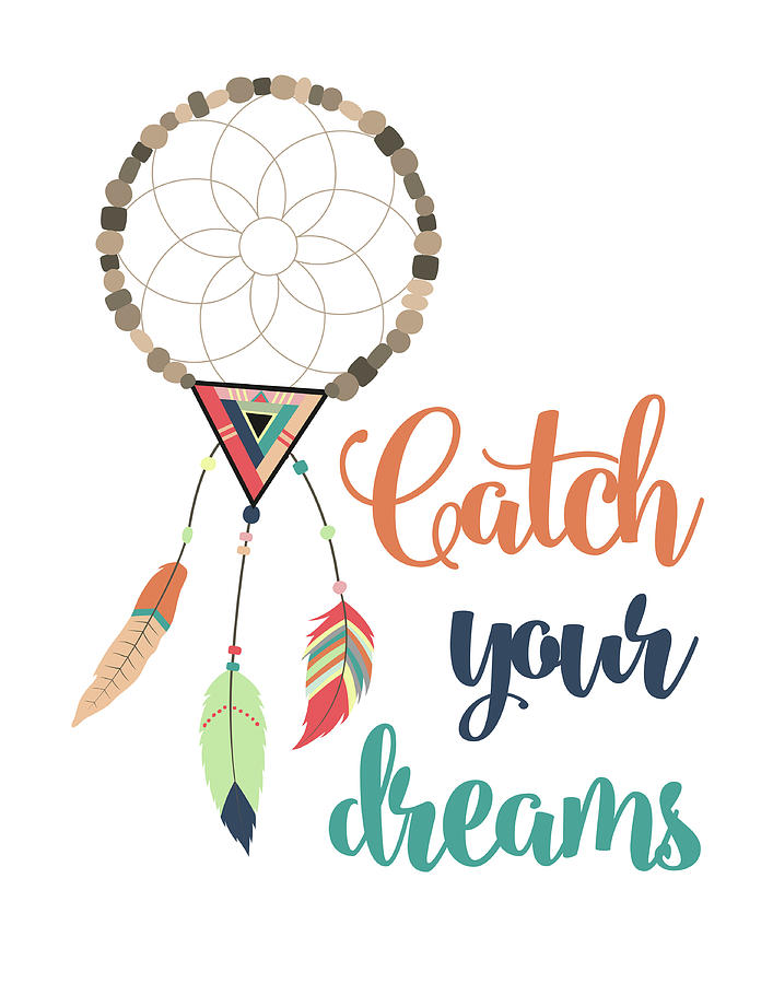 Catch Your Dreams Painting By Tamara Robinson