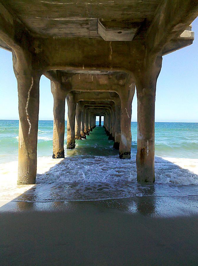 Ocean Photograph - Catharsis  by Joe Schofield