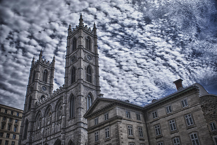 Cathedral Notre Dame Photograph