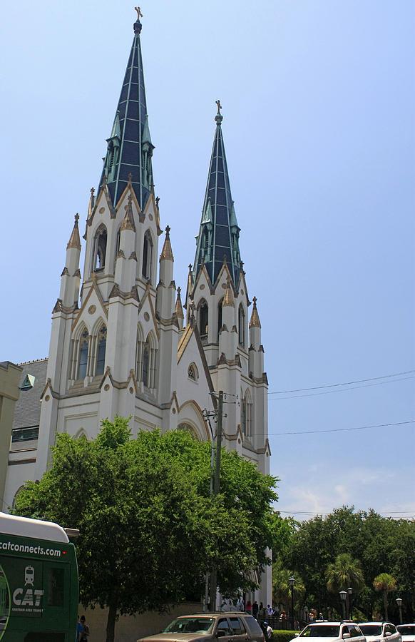Cathedral Of Saint John The Baptist Photograph