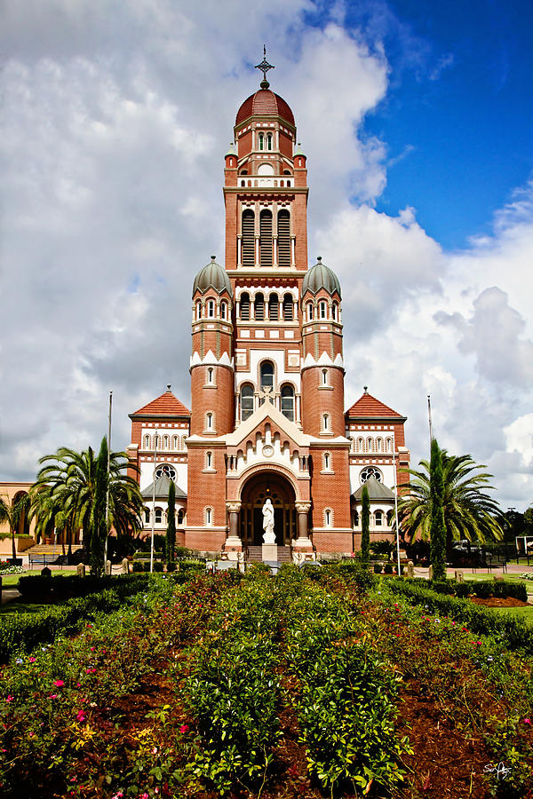 Cathedral Photograph - Cathedral Of Saint John The Evangelist by Scott Pellegrin