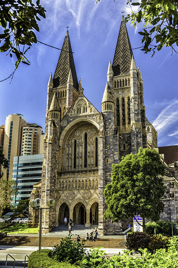 Cathedral of St John by Peter Lombard