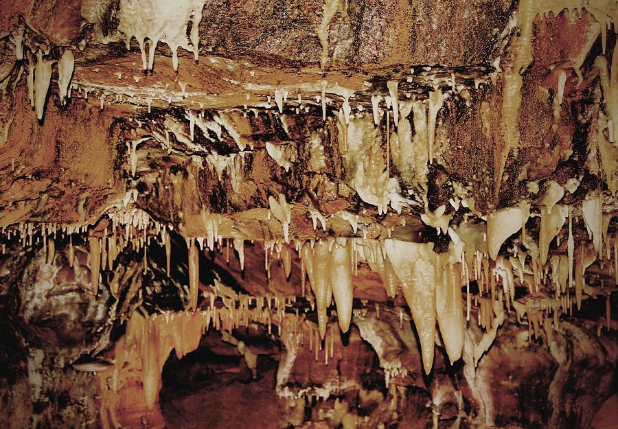 Caverns Photograph - Cavern Beauty by Dan Sproul