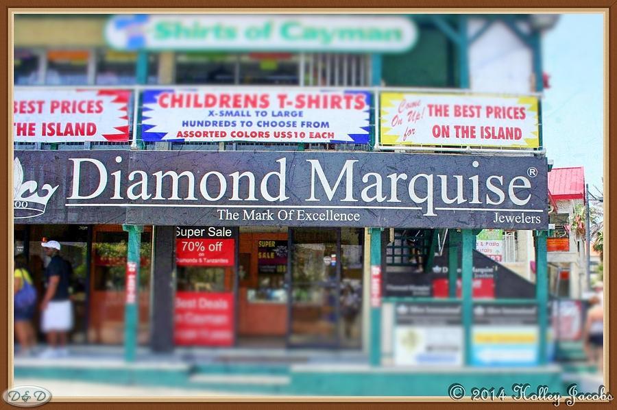 Cayman Islands 4 Mixed Media