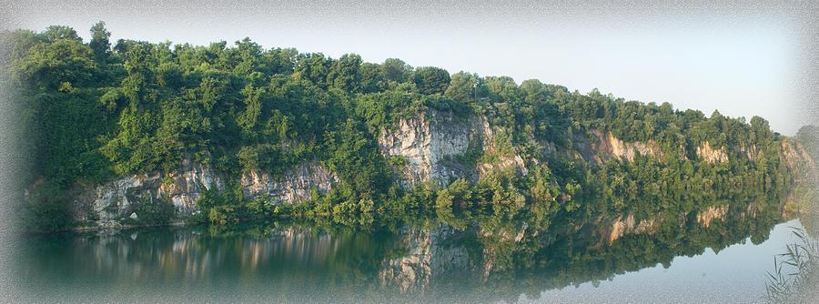 Cedar Hollow Quarry Panorama