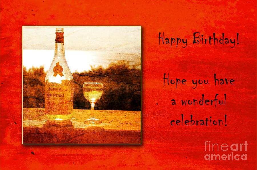 Greeting Card Photograph - Celebrate by Randi Grace Nilsberg