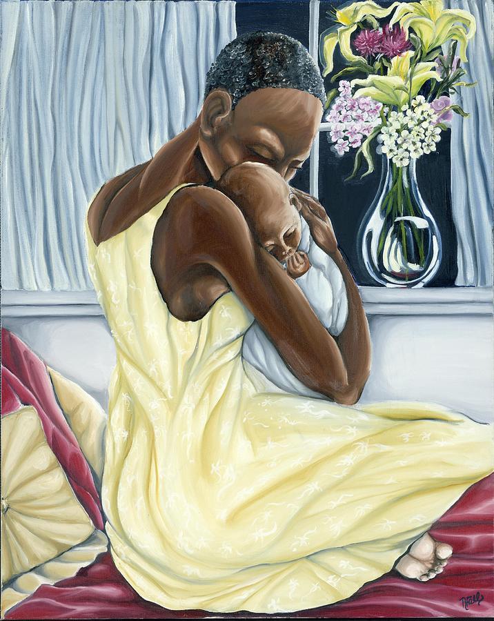Instinctual Painting