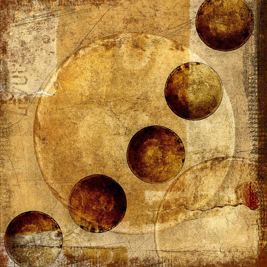 Brown Photograph - Celestial Spheres by Carol Leigh