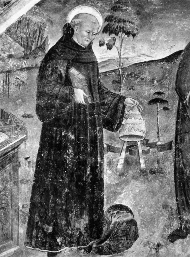 13th Century Painting - Celestine V (1215-1296) by Granger