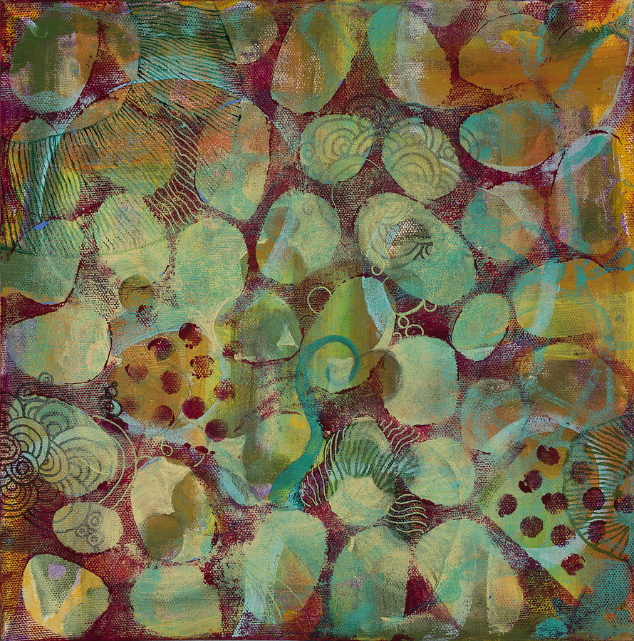 Cell No 17 Painting By Angela Canada Hopkins