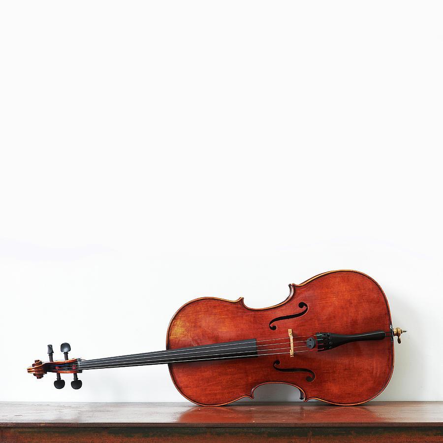 Cello - Violoncelle Photograph by Graigue.com