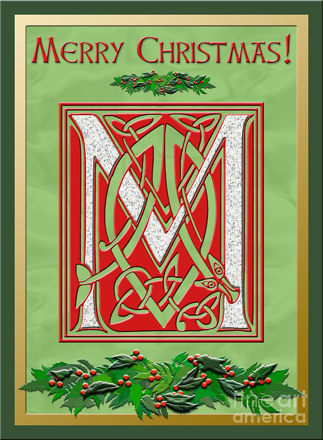 Celtic Christmas.Celtic Christmas M Initial