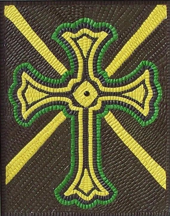 Celtic Cross Mixed Media - Celtic Cross by Paul London