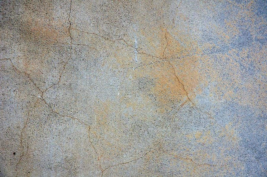 Cement Canvas Photograph
