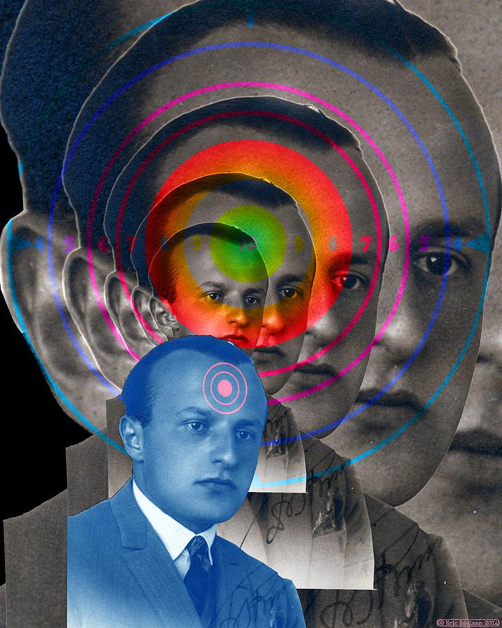 Center Of Attention Digital Art