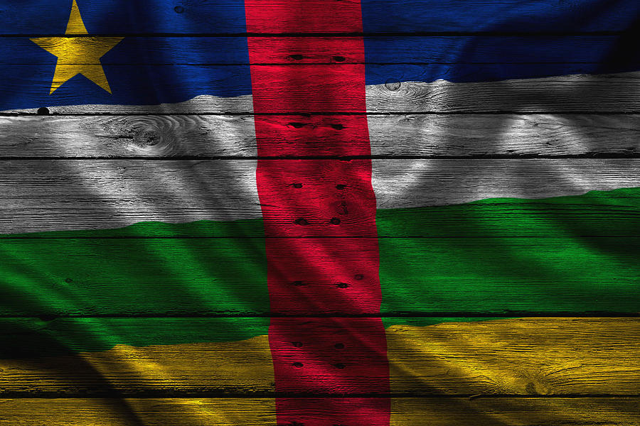 Central Africa Photograph - Central Africa by Joe Hamilton