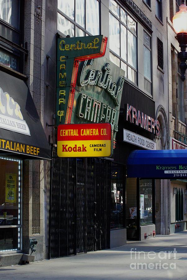 Central Camera Chicago Photograph