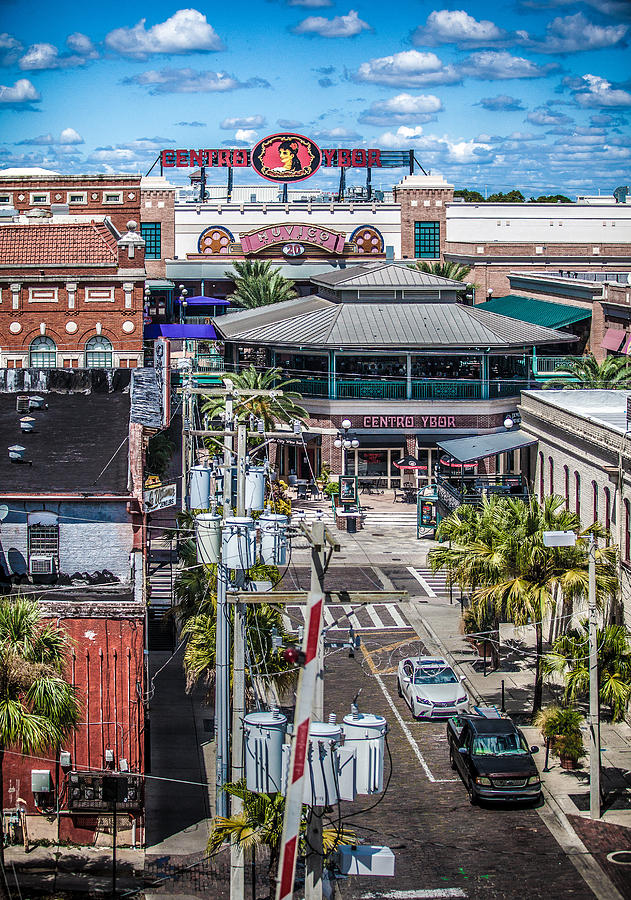 Centro Photograph by Ybor Photography