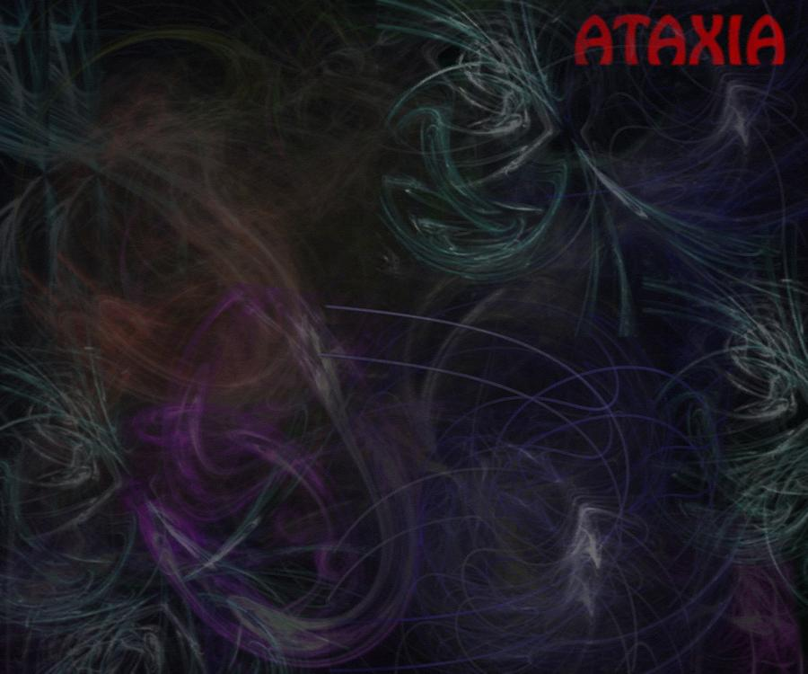 Digital Painting Photograph - Cerebellar Ataxia Art I by Sandra Pena de Ortiz