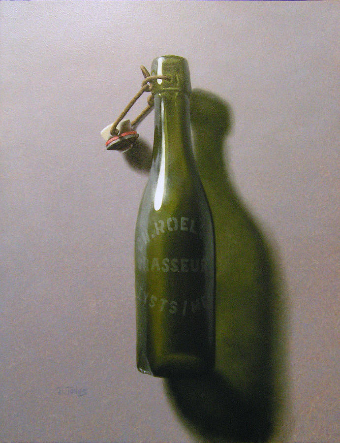 Beer Painting - Ch. Roels by Timothy Jones