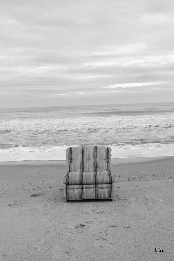 Chair Photograph - Chair by Thomas Leon