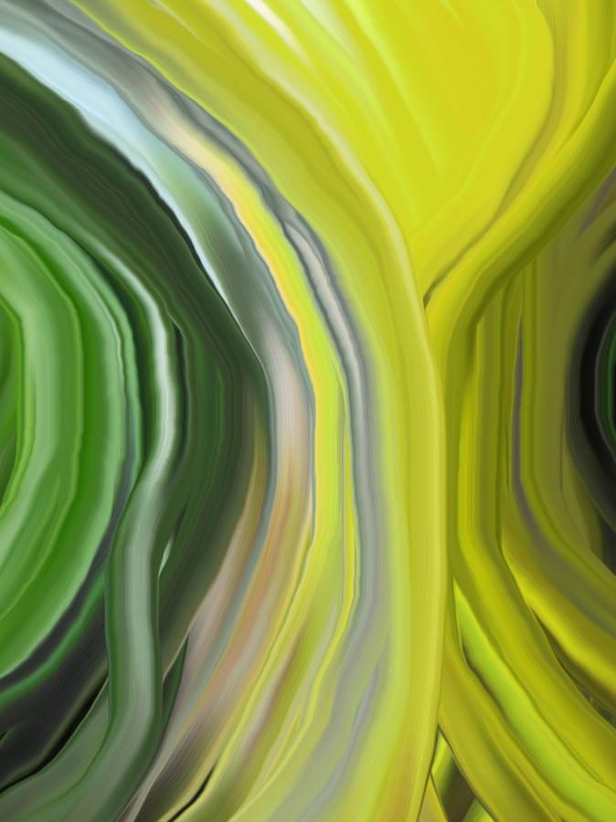 Chakra-Green by Linnea Tober