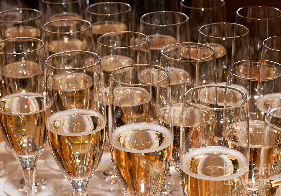Champagne Photograph - Champagne 02 by Rick Piper Photography