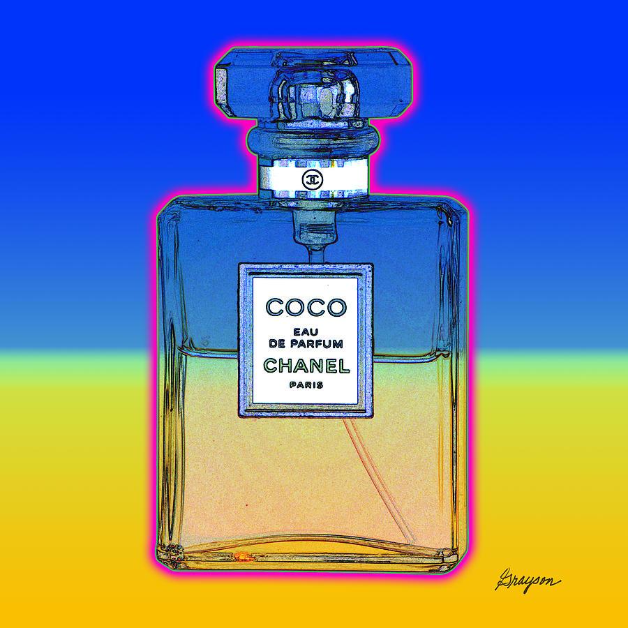 Chanel Bottle 1 by Gary Grayson