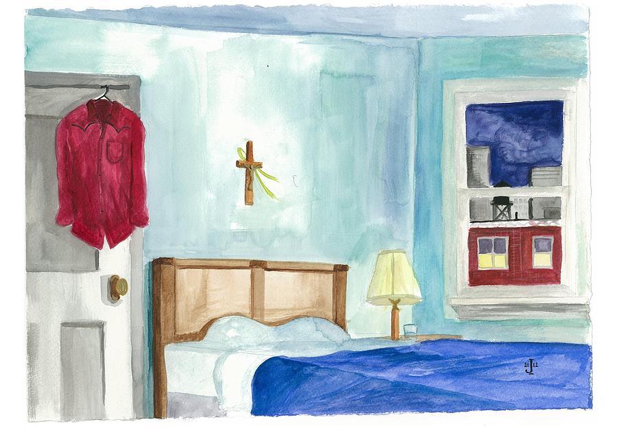 Change Your Shirt Tonight We Got Style Painting by Jeremiah Iannacci
