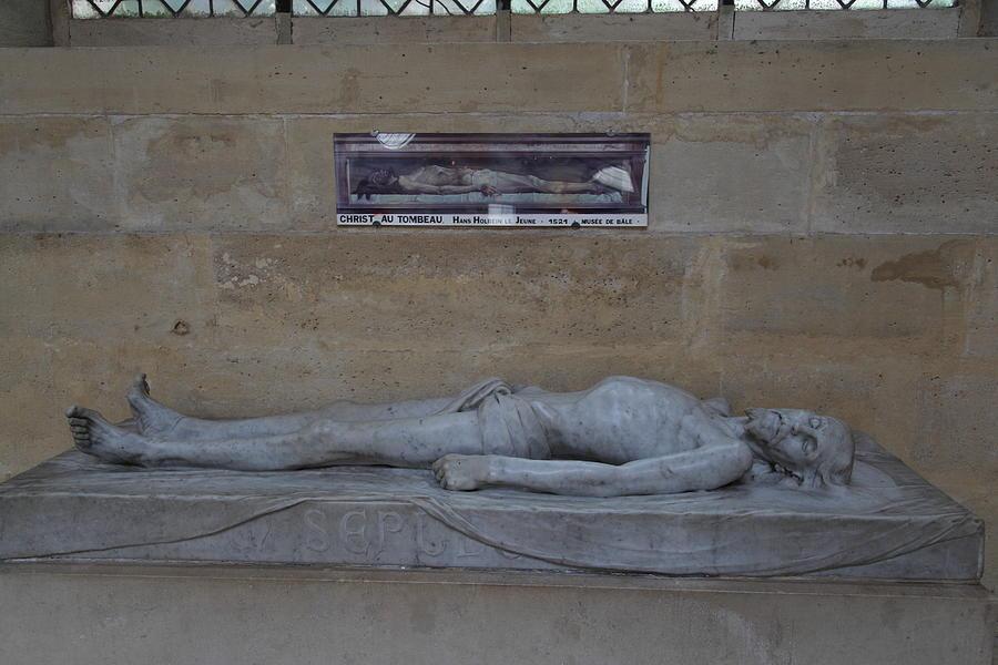Paris Photograph - Chapel At Les Invalides - Paris France - 01132 by DC Photographer