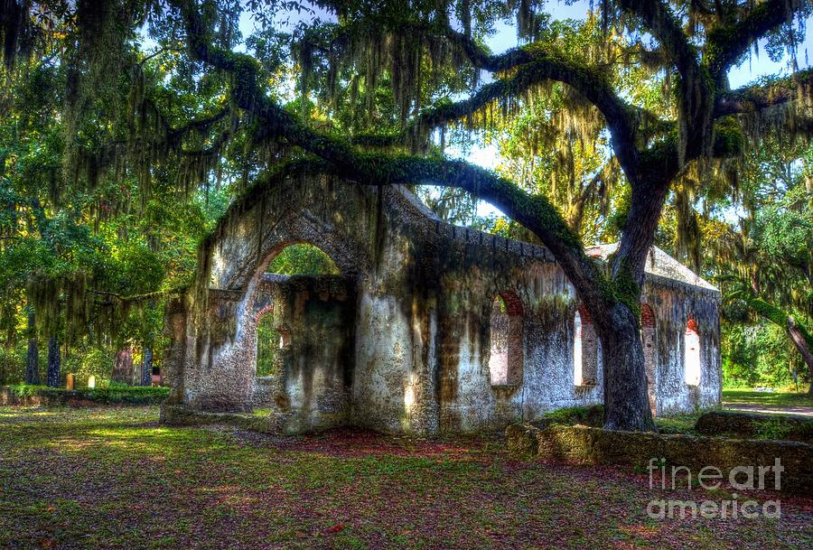 Chapel Of Ease Photograph - Chapel Of Ease by Mel Steinhauer