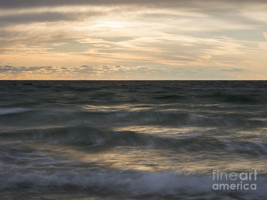 Chappy Beach 110913-01 by Gene  Marchand