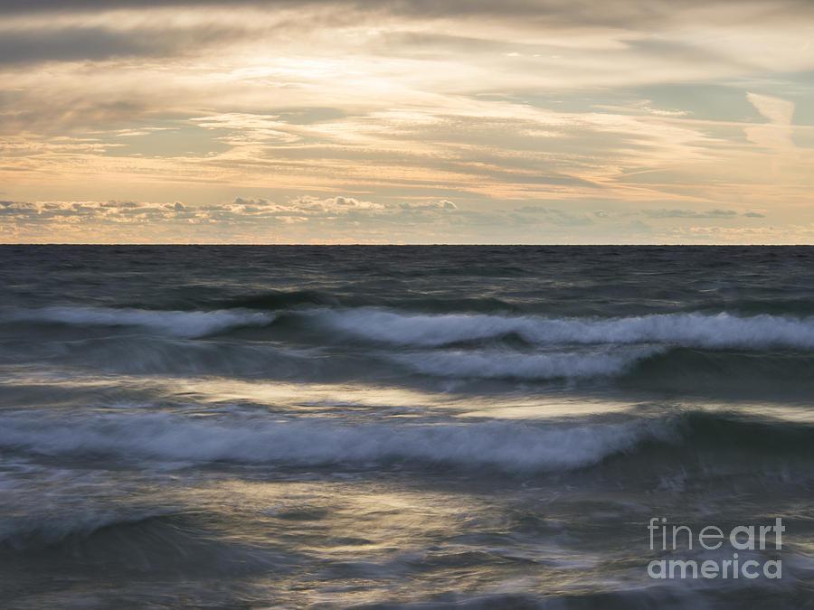 Chappy Beach 110913-02 by Gene  Marchand