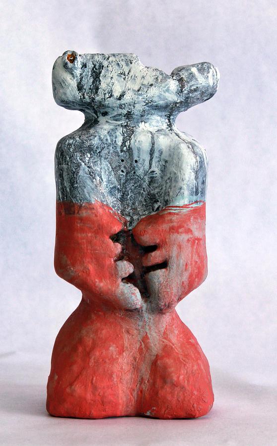 Sculpture Sculpture - Charlatan No. 4 by Mark M  Mellon