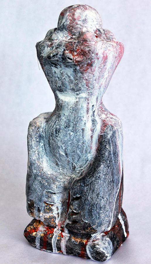 Sculpture Sculpture - Charlatan No. 5 by Mark M  Mellon