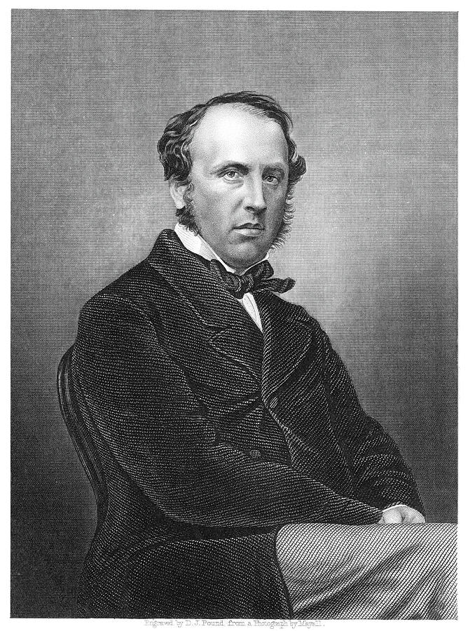 19th Century Painting - Charles Canning (1812-1862) by Granger