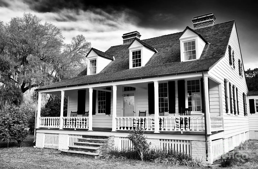Charles Pickney House Photograph - Charles Pickney House by John Rizzuto