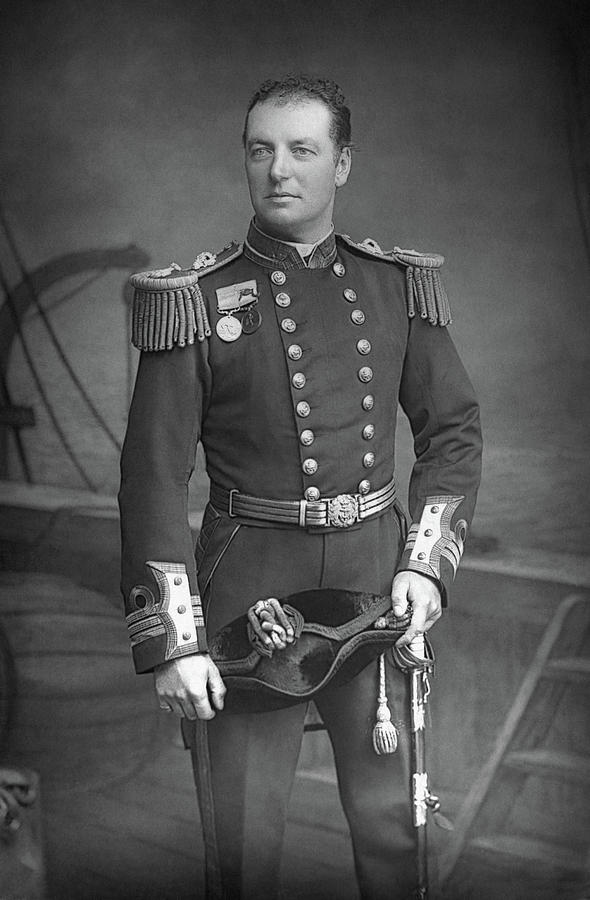 1890 Photograph - Charles W by Granger