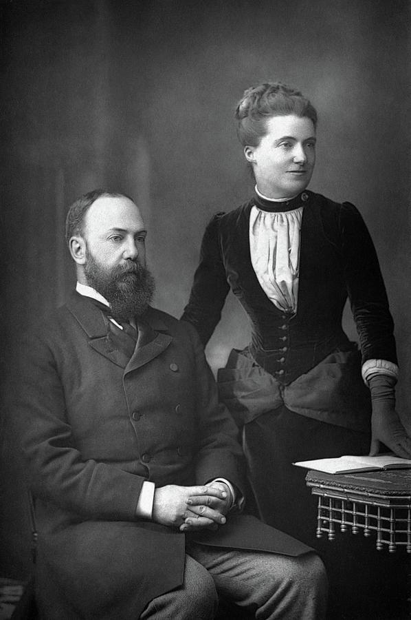1894 Photograph - Charles Wentworth Dilke (1843-1911) by Granger